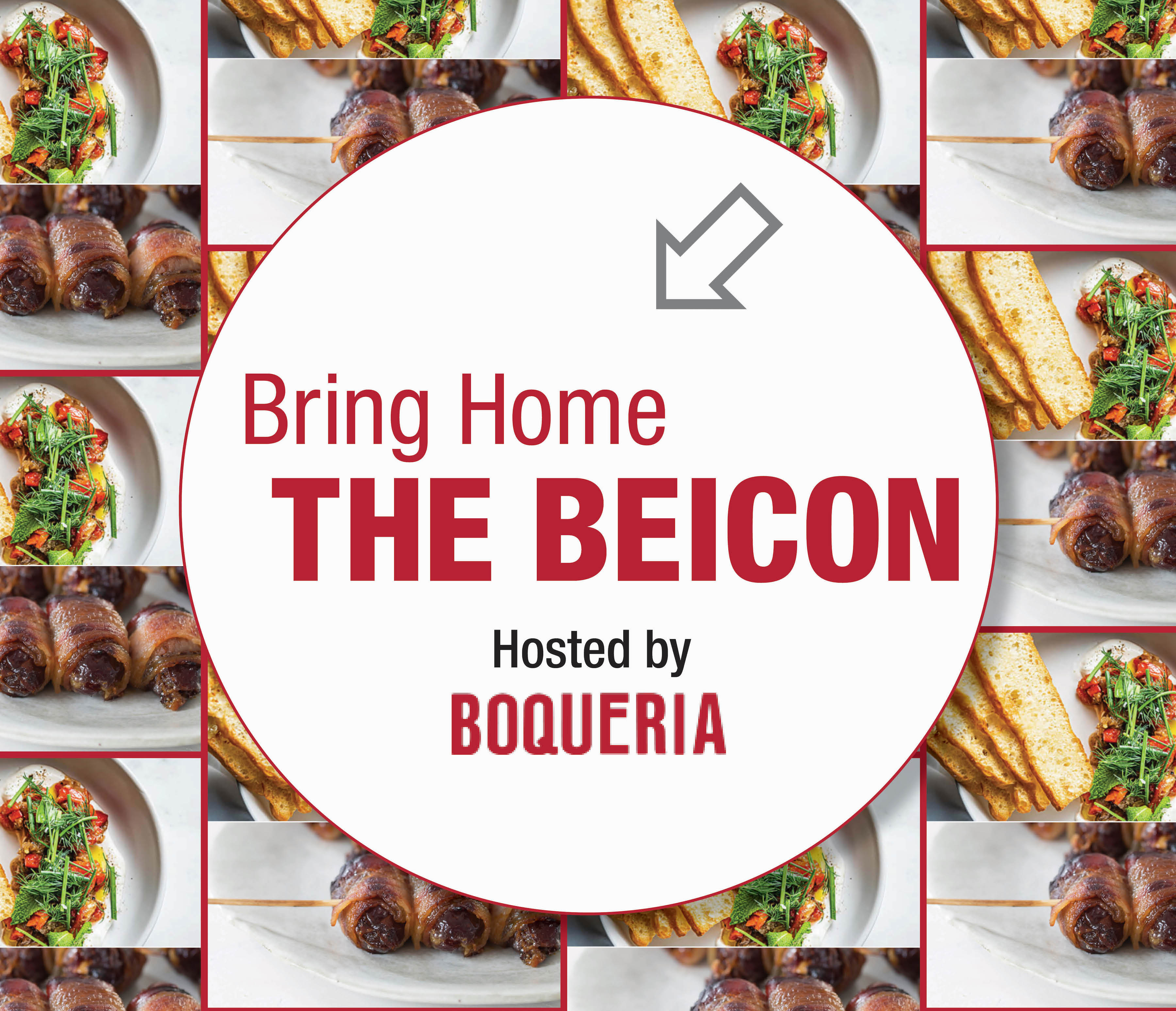Bring Home The Beicon Hosted By Boqueria