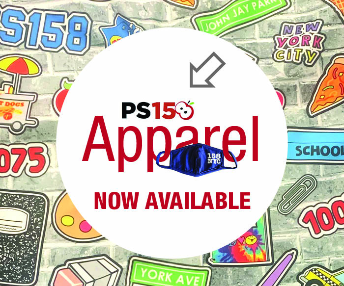 PS158 Apparel Available Now